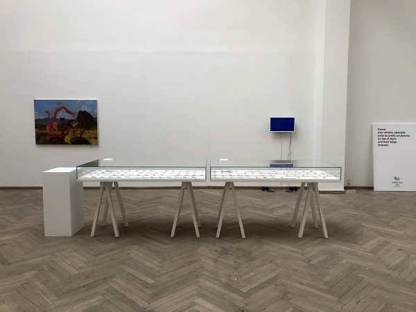 Ana Mendes, The People's Collection, 2014-ongoing, exhibition view at Charlottenborg Spring Exhibition, Copenhagen, Denmark, 2021 (c) photo Søren Rønholt